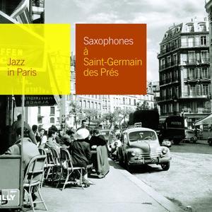 Saxophones A Saint Germain Des Prés