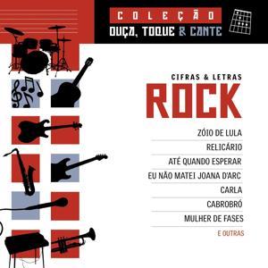 Coleção Ouça, Toque E Cante - Rock