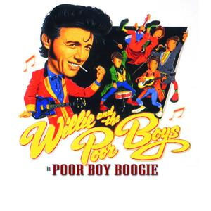 Poor Boy Boogie - The Willie & The Poor Boys Anthology