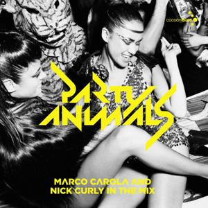 Party Animals CD1 - Mixed by Marco Carola