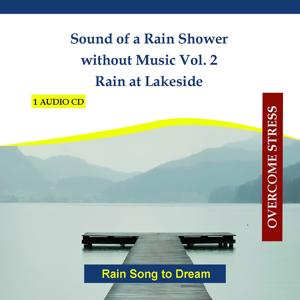 Sound of a Rain Shower without Music Vol. 2 - Rain at Lakeside - Rain Song to Dream