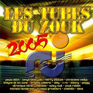 Les tubes du zouk, 2005