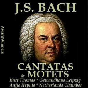 Bach, Vol. 06 - Cantatas & Motets