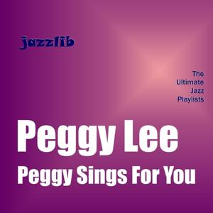 Peggy Sings for You