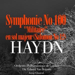 Symphonie No. 100 'Militaire' en sol majeur - Salomon No. 12