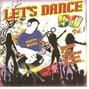 Let's Dance 90, vol. 1