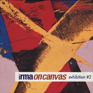 Irma on canvas exhibition # 2