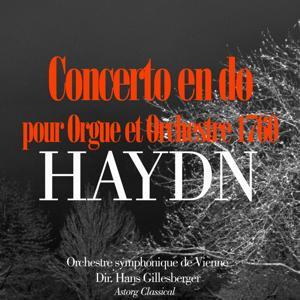 Haydn: Concerto en do pour Orgue et Orchestre 1760