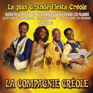 La plus grande Fiesta créole (Versiones en Español)