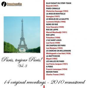 Paris, toujours Paris!, Vol. 3