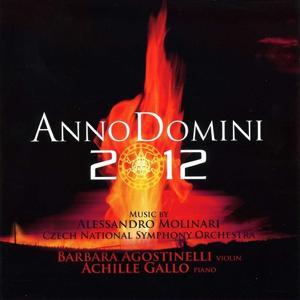 Alessandro Molinari : Anno domini 2012