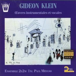 Klein : Oeuvres instrumentales et vocales