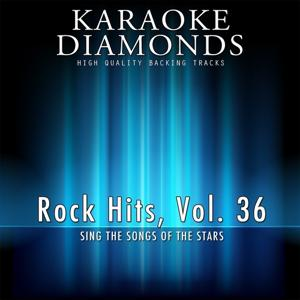 The Best for Rock Musicians, Vol. 36 (Karaoke Version)