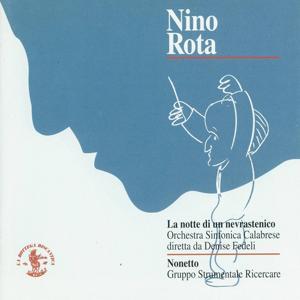 Nino Rota: La notte di un nevrastenico / Nonetto