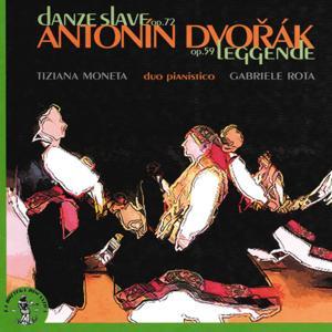 Antonin Dvorak: Danze slave, Op. 72 / Leggende, Op. 59
